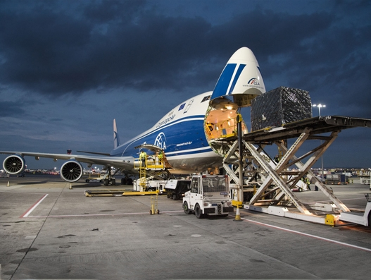 Cargo volume continues to increase at Heathrow in January