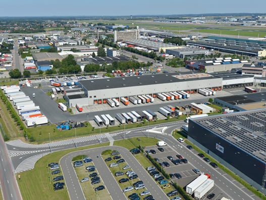 Brussels Airport advances in digitisation using BRUcloud