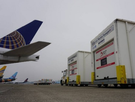 Brussels Airport helps deliver Covid-19 vaccines to more than 40 destinations around the world
