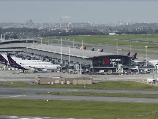 Brussels Airport's cargo volumes grow by 21% in January