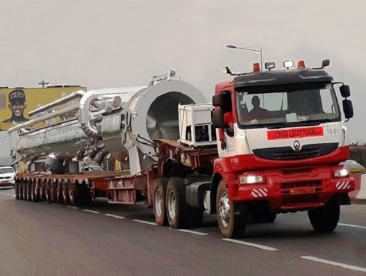 Bolloré Transport & Logistics Cameroon awarded contract for an offshore operational project