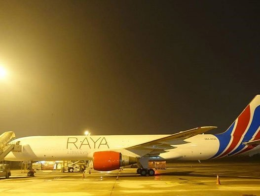 Cargo Flash implements nGen for Malaysia's Raya Airways
