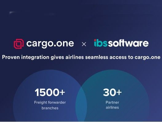 cargo.one, IBS Software join hands to boost airline digital transformation