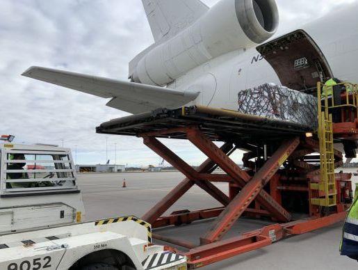 cargo-partner runs weekly charter services from China, Hong Kong to EU