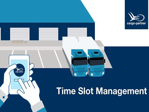 cargo-partner rolls out SPOT's Time Slot Management module for warehouse ops