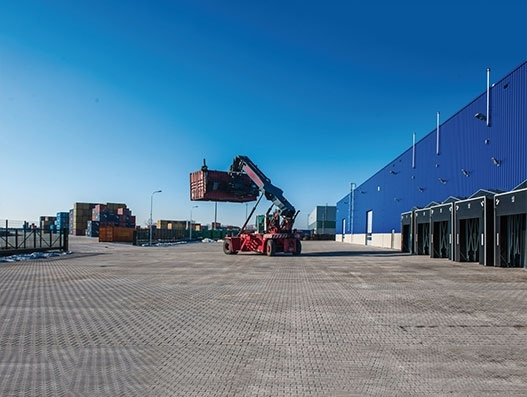 cargo-partner continues to expand warehouse capacities in Slovakia