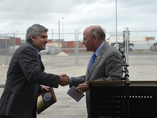Cargo terminal operator FIT opens new cargo facility at Port Everglades