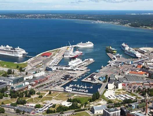 Cargo volumes at Tallinna Sadam decline 22% in Q3