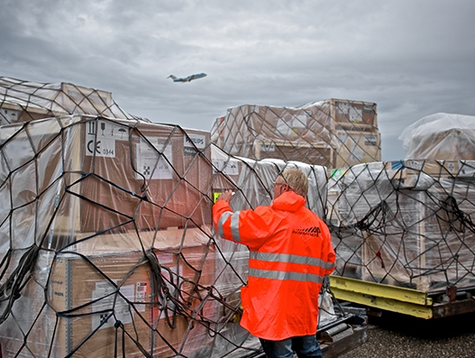 Cargo volumes at Schiphol reach 866,713 tonnes in H1 2017