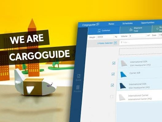 Cargoguide launches new online rate management platform