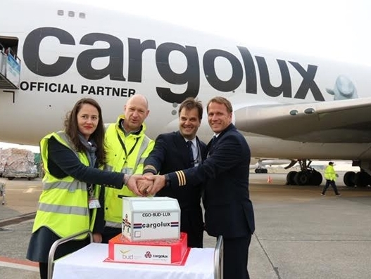 Cargolux boosts Budapest frequencies