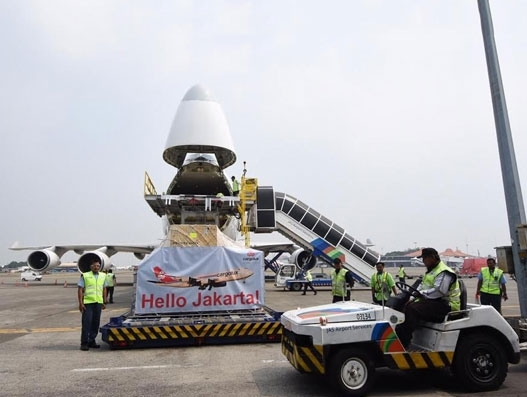 Cargolux launches services from Luxembourg to Jakarta