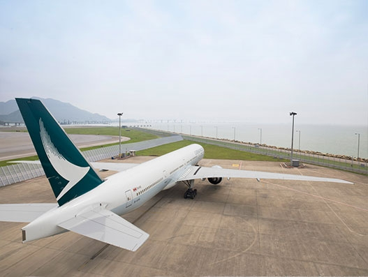 Cathay Pacific takes full control of Air Hong Kong