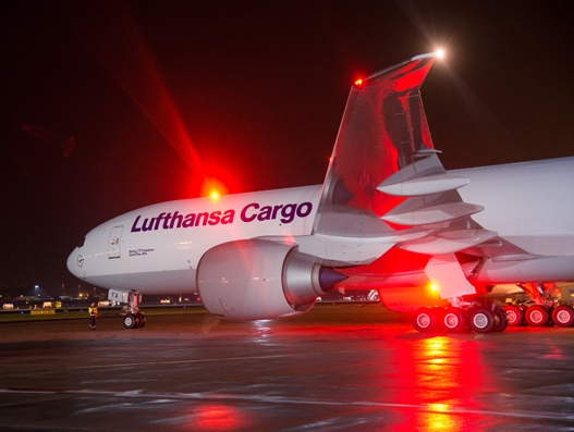 Lufthansa Cargo looks at innovative sun protection solution for refrigerated freight