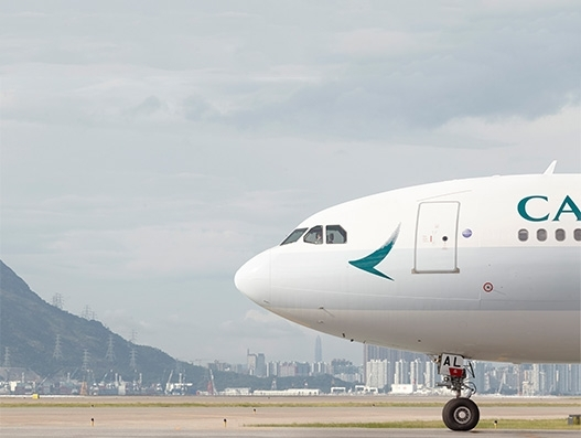 Cathay Pacific, Cathay Dragon display show of strength in cargo volumes in October
