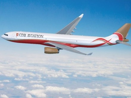 CDB Aviation, EFW partner to conduct two Airbus A330-300 P2F conversions
