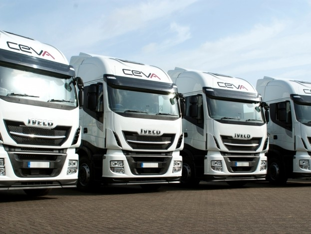 CEVA acquires 120 new vehicles in the UK