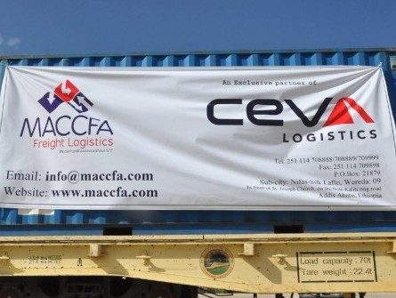 CEVA Logistics continues African expansion with joint ventures in Egypt, Ethiopia