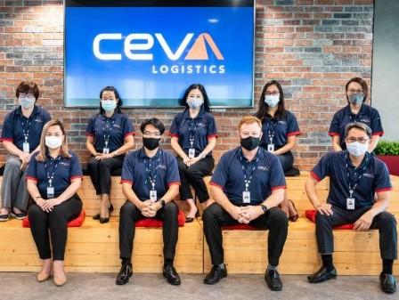 CEVA Logistics opens its new Thailand head office