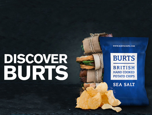 CEVA to provide supply chain services for Burts Potato Chips