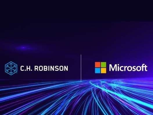C.H. Robinson, Microsoft alliance to digitally transform supply chains