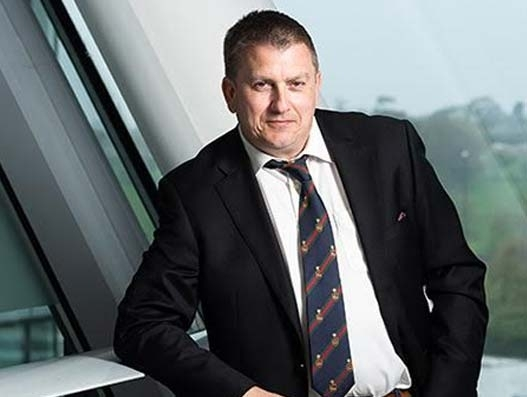 Chapman Freeborn appoints Neil Dursley as chief commercial officer