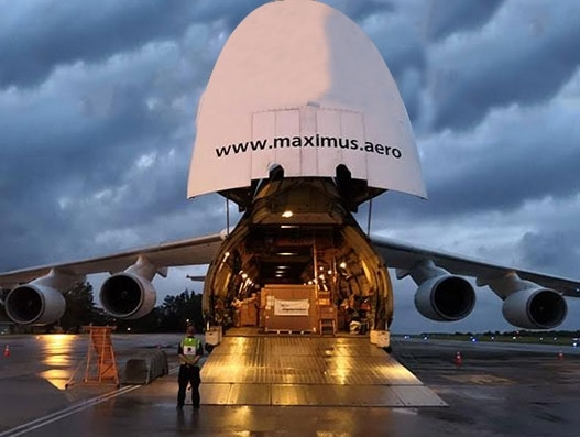 Chapman Freeborn, Maximus Air operate charter flight to deliver MRI machine to Maldives