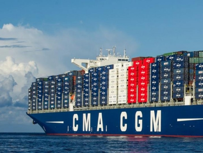 CMA CGM giant vessels to run on LNG by 2020