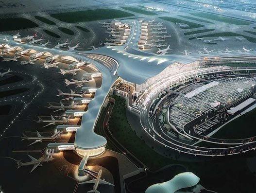 Coming soon: Enhanced AUH cargo terminal courtesy Abu Dhabi Airports, Etihad Cargo