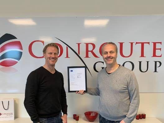 Conroute Logistics accredited Authorised Economic Operator