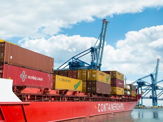 Cargo volume increases for Port of Helsinki in the first three months of the year