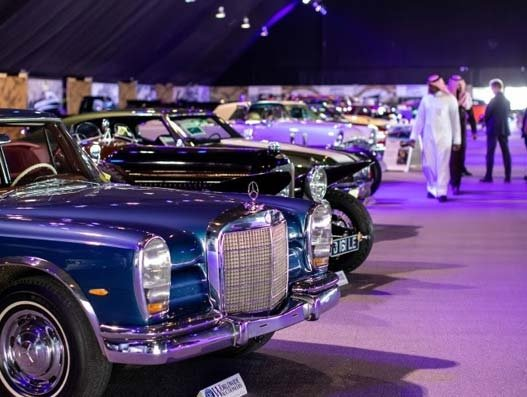 Cosdel International Transportation moves 447 high-end cars from US to Saudi Arabia