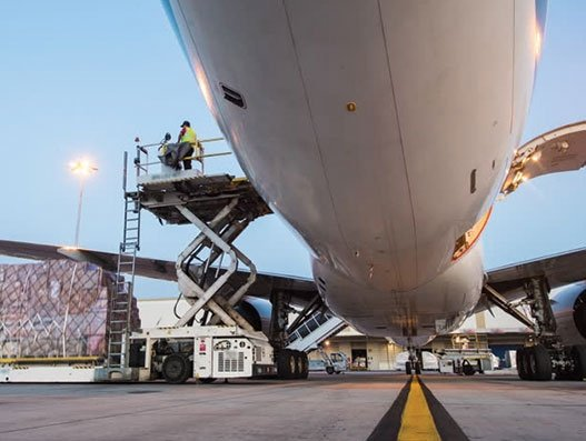 Covid-19: Operational update on air freight by Agility