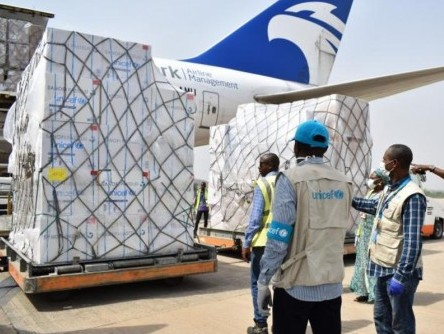 Covid-19: UNICEF working with global airlines, freight providers to plan vaccine delivery