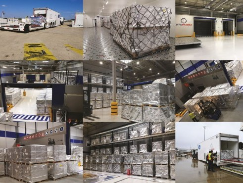 Covid-19: WFS launches Project Coldstream to prepare for global air cargo deliveries