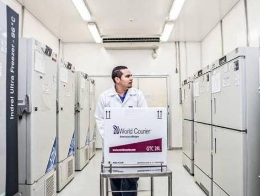 Covid-19: World Courier outlines a plan to carry out vaccine logistics