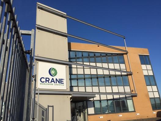 Crane Worldwide opens new facility in Amsterdam
