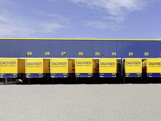 Dachser launches warehousing operations in South Korea