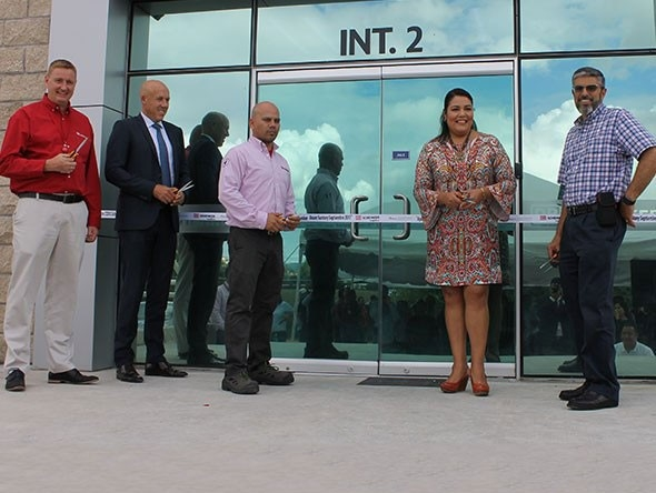 DB Schenker opens a new logistics facility for Tequila Sauza