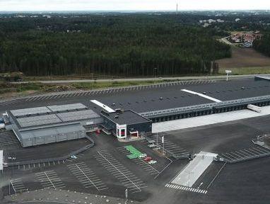 DB Schenker opens new terminal in Finland