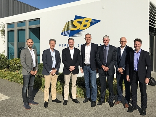 DB Schenker & SB Global Logistics join hands to cater to New Zealand customers