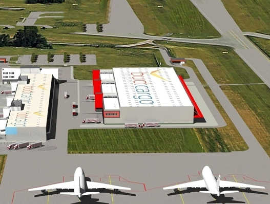 DB Schenker to join Budapest Airport's Cargo City community