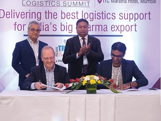Delhivery joins Pharma.Aero at Global Pharma Logistics Summit Mumbai