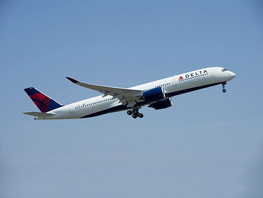 Delta Air Lines cargo volume increases by 16.3% in June