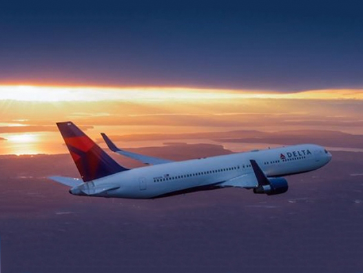 Delta launches non-stop flights from Orlando to Amsterdam