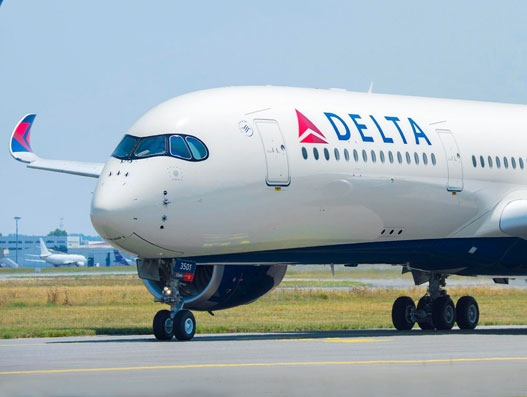 Delta to be first  North American airline to fly Airbus A350
