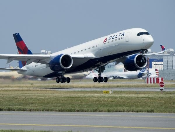 Delta expands A350 service to Europe and China