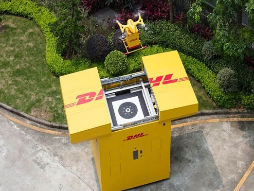 DHL launches intelligent urban drone delivery service in South China