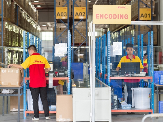 DHL eCommerce launches new Hong Kong facility