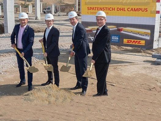 DHL expands presence in Vienna with new facility in airport region